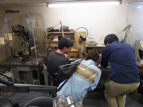 東京で作れるマリッジリング