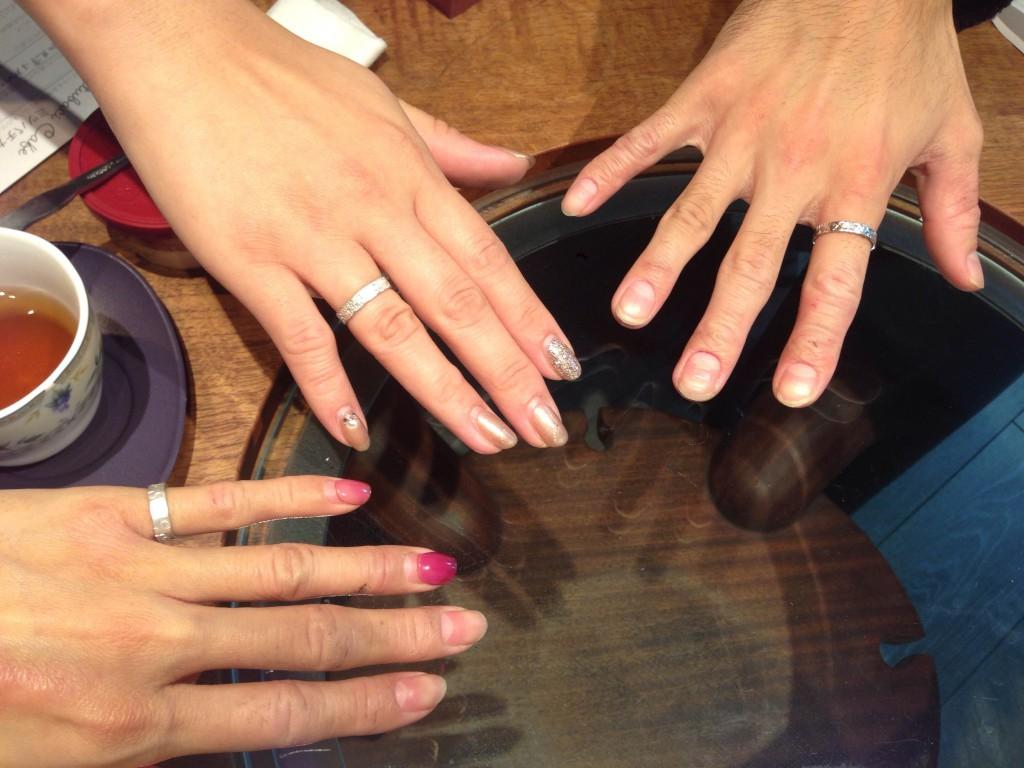 指輪 製作