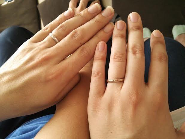 九州 結婚指輪