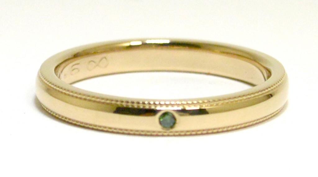 沖縄 結婚指輪