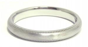 つや消し 結婚指輪