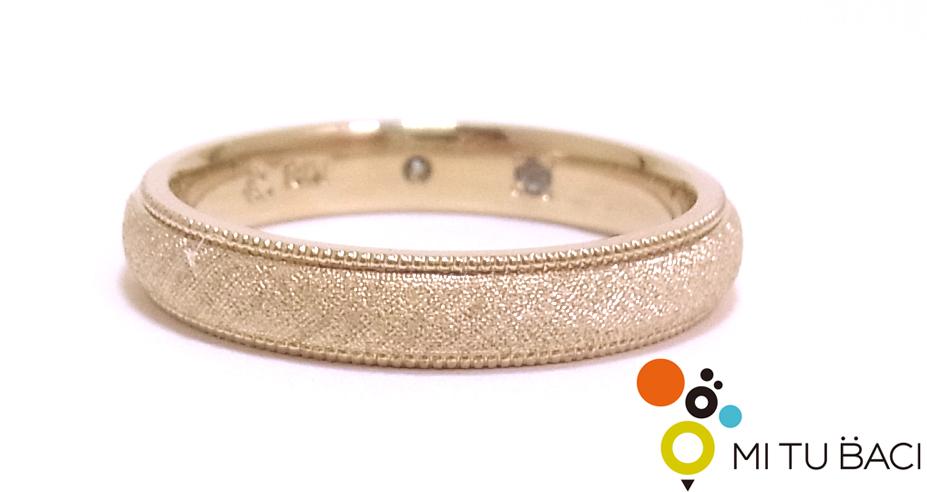 オーダー 結婚指輪