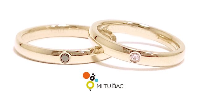 結婚指輪 ピンクダイヤモンド