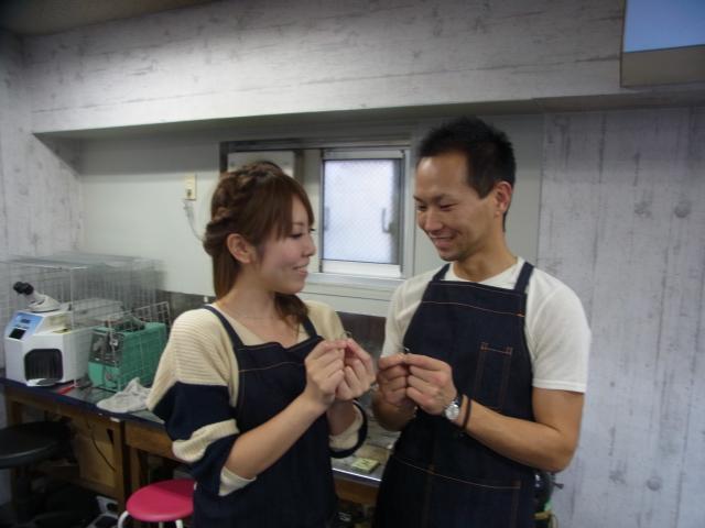 結婚指輪 東京