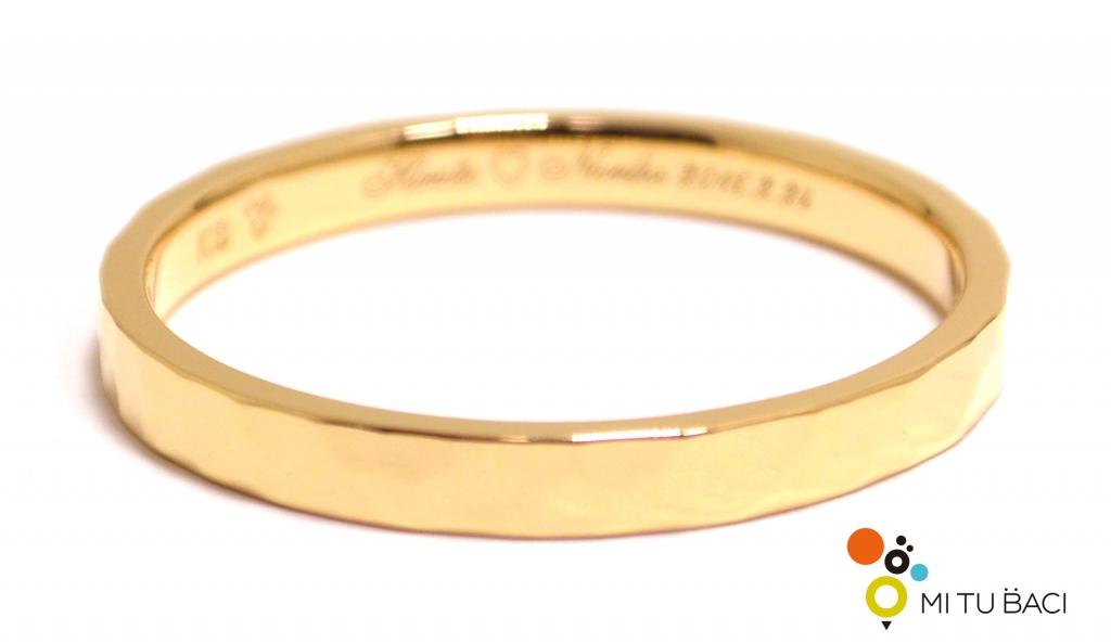 結婚指輪 大きなサイズ