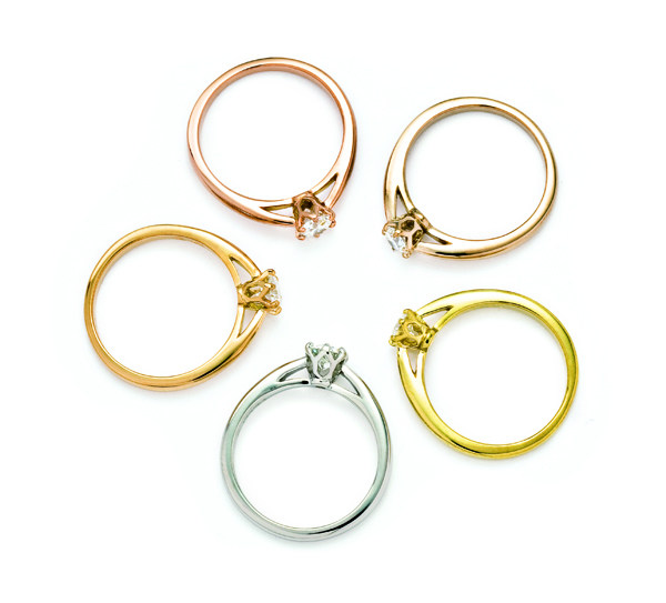 mitubaci 婚約指輪