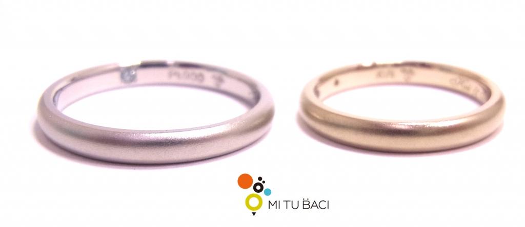 結婚指輪 ブラスト