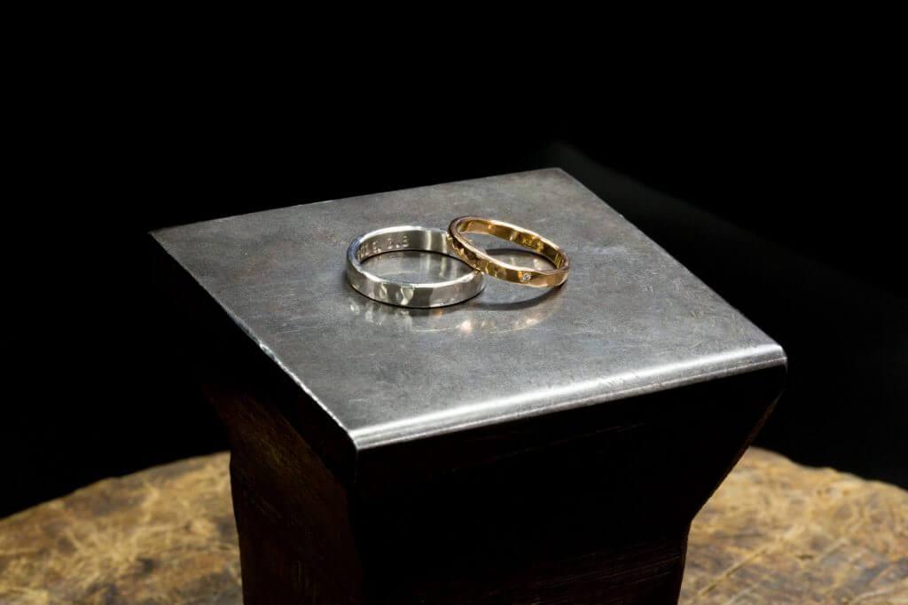 結婚指輪のクリーニングは永年無料です
