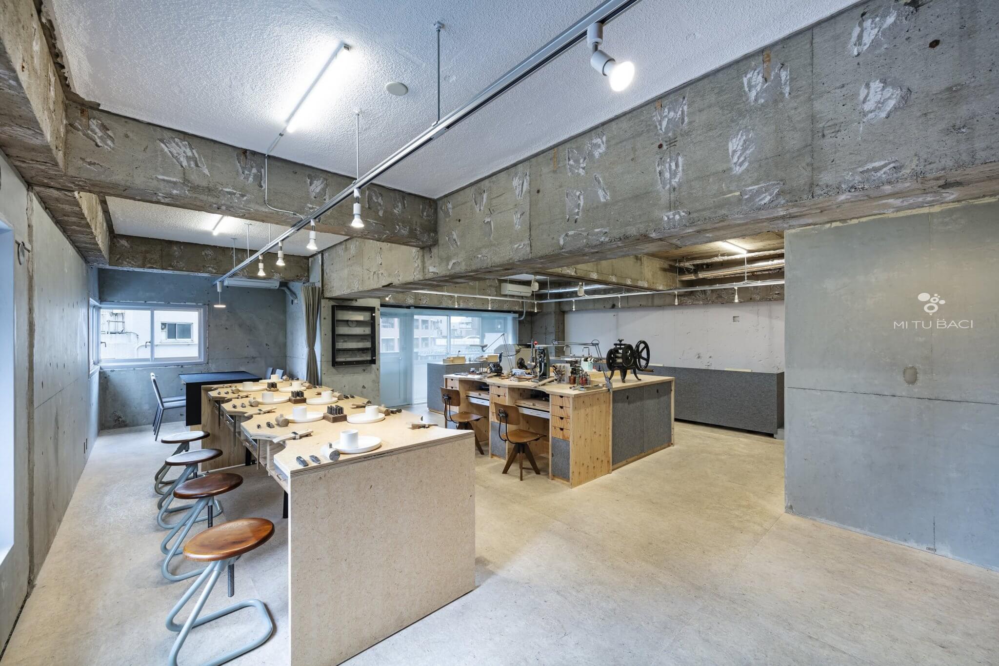 結婚指輪の手作りを、東京の歴史ある工房で。