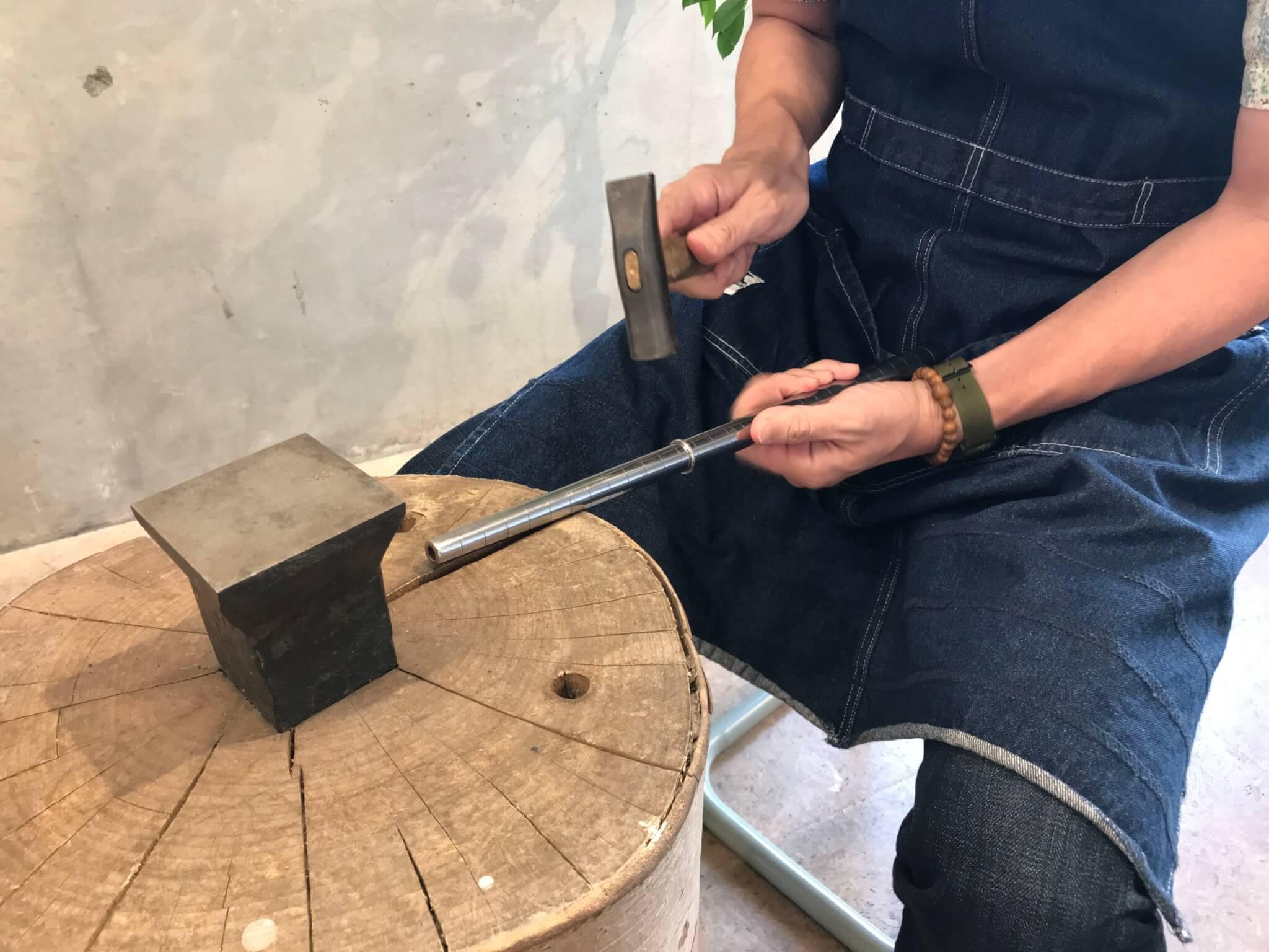 金床・彫金につかう道具のお話