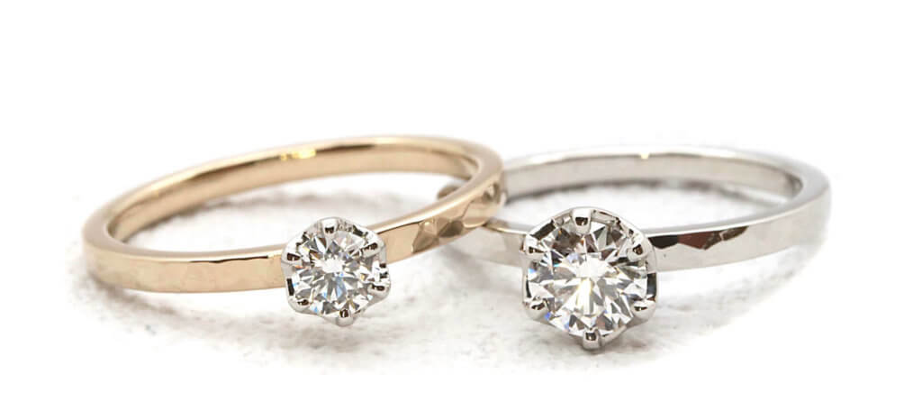 婚約指輪のダイヤ、0.2ctと0.5ctを比較するとどう違う?