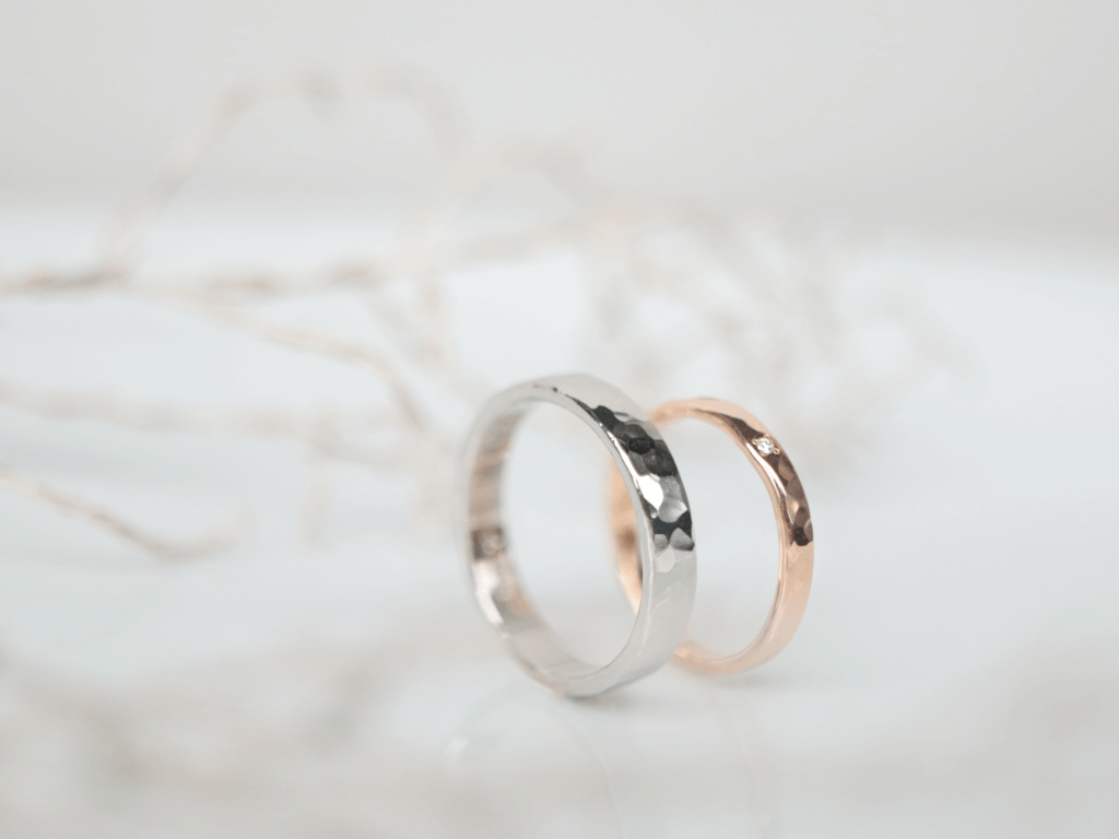 Wide Wedding Band for Significance