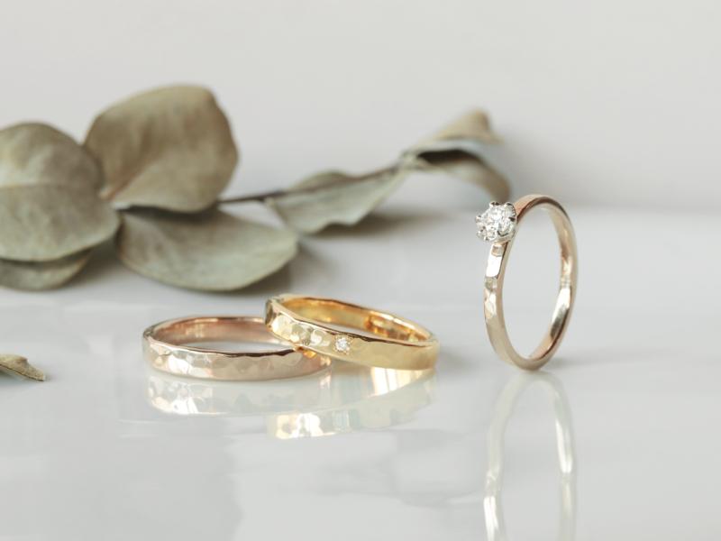 手作り結婚指輪をおすすめしたい理由