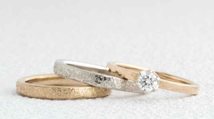 5mm幅の太目の指輪・結婚指輪にもおすすめ