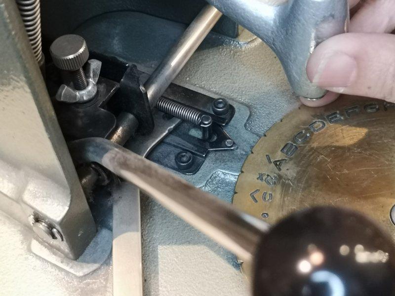 機械彫り・MITUBACIでできる刻印の紹介