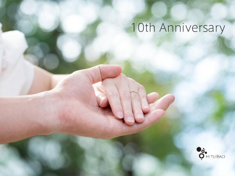 MITUBACIは10周年を迎えました