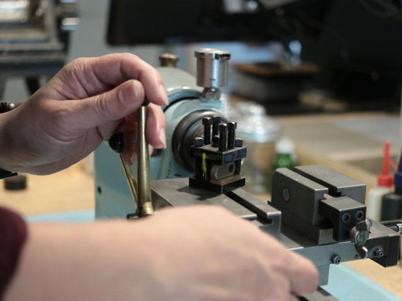 旋盤・彫金に使う道具のお話