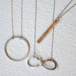 手作りペンダントのデザイン例
