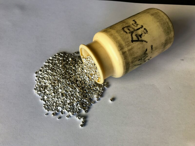 金属のリサイクルについて