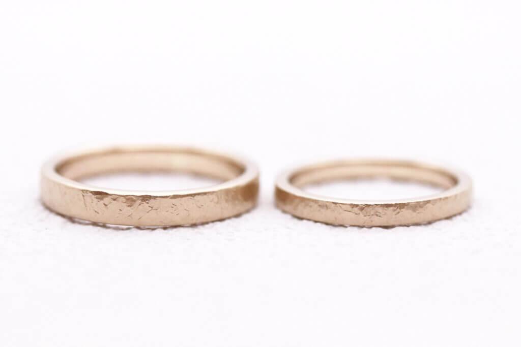 フロストの結婚指輪