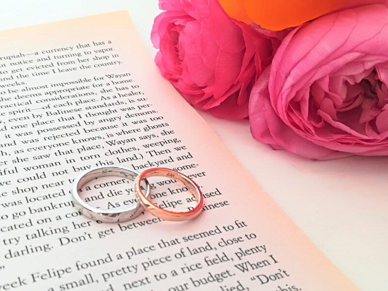 安い結婚指輪を手に入れるための方法?!手作り結婚指輪なら予算内でリーズナブルに世界で二人だけの結婚指輪が作れます