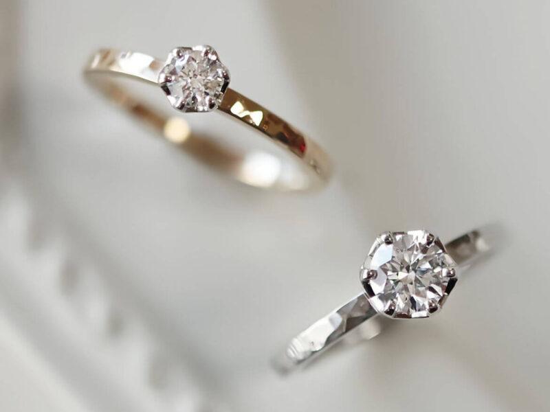 婚約指輪をサプライズで贈りたい!でも一緒に選ぶ方法も。オススメの婚約指輪の渡し方は?