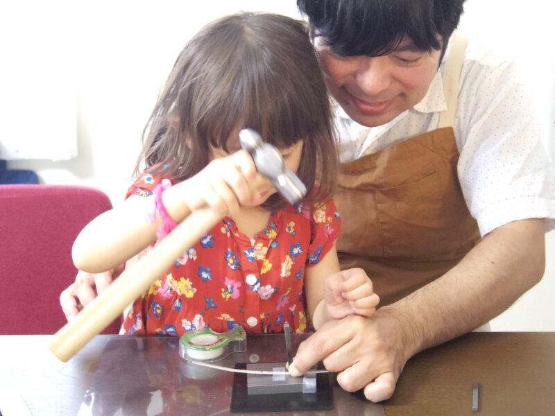 【子ども向け】宝石&ジュエリーのワークショップ